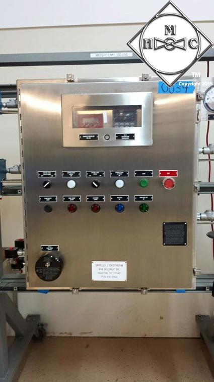 Control Panels - HMC Panel Shop | HMC INSTRUMENTATION & CONTROLS